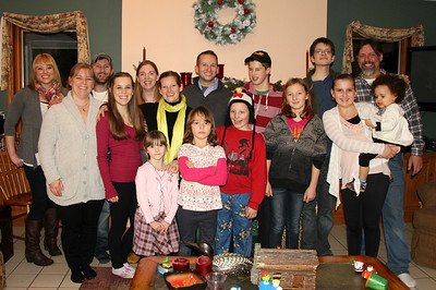2013 Family Christmas Gathering