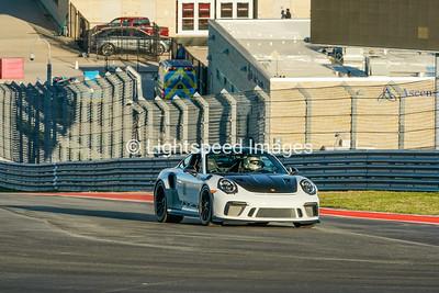 #11 White/Black Porsche GT3RS