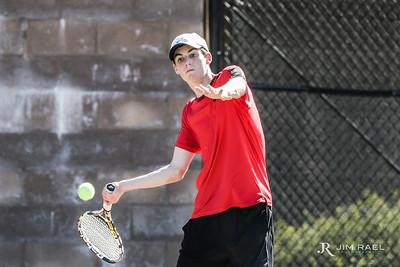 Men's Tennis vs Maria Carrillo