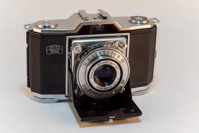Zeiss Ikon Contina I, 1951