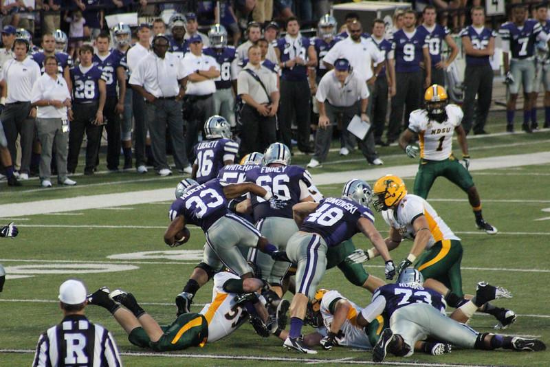2013 Bison Football - Kansas State 159.JPG