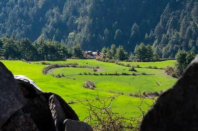 2011 - The Tsum Valley and Ganesh Himal