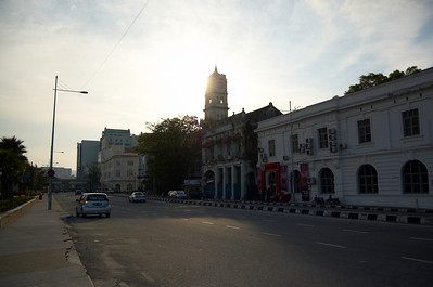 Discovering Penang II (Ayer Itam, Signal Hill, Georgetown)