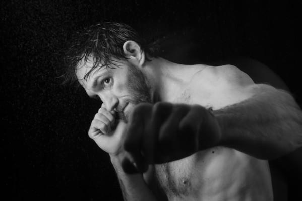 Ryan Long Pre-Fight Portrait