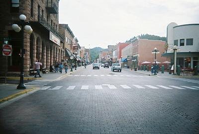 Unknown main street