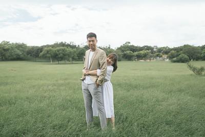Pre-wedding | Paul + Ming-yi