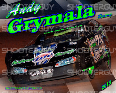 Andy Grymala Racing 2013