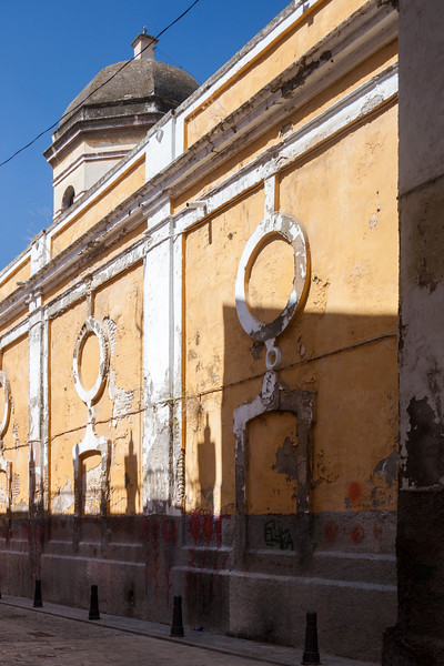 Royal Artillery Factory, abandoned industrial facilities dating back to the 18th century, San Bernardo quarter, Seville, Spain.