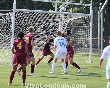Girls Soccer: Northern Region Semifinals - Stone Bridge vs. Oakton (by Dan Sousa)