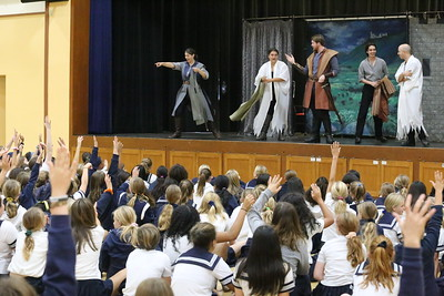Shakespeare Assembly | October 16, 2019