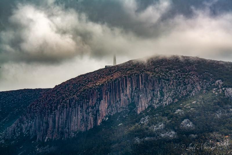 Kunyani Pinnacle (Mt Wellington)