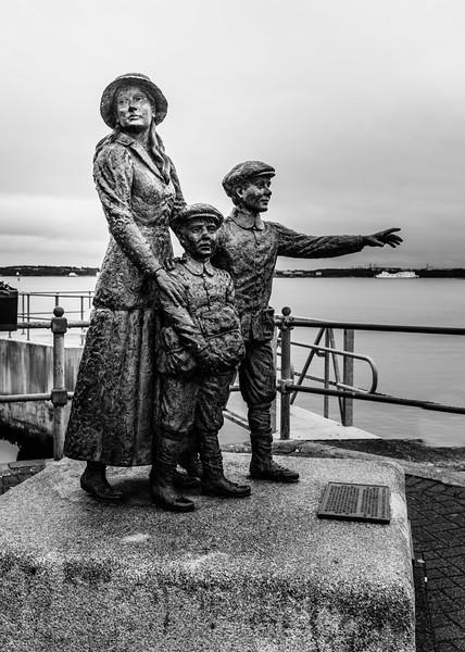 Cork & Cobh (Cove)