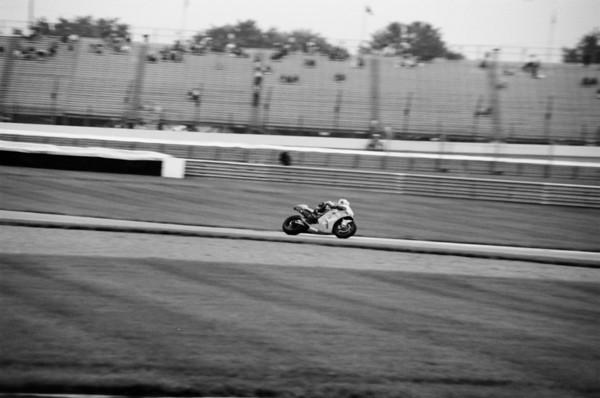 MOTO GP B & W 08