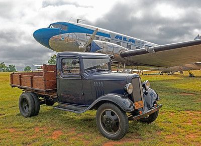 Vintage Day at Peachstate Aerodrome, 6/1/2013