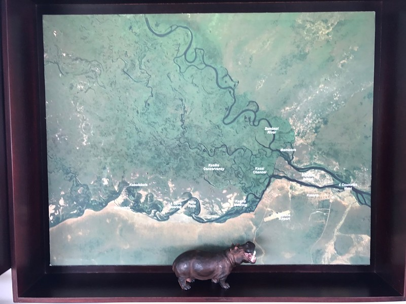 Zambezi map - Lisa Swenson