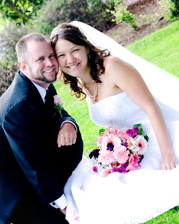 Christine and Jeff