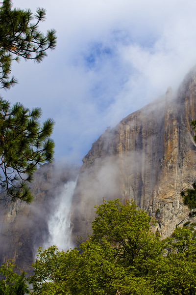 YOS-140422-0011 Upper Yosemite Falls