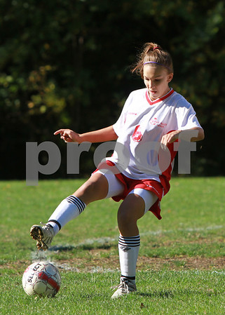 Lenape Valley vs Belvidere Girls J.V. Soccer