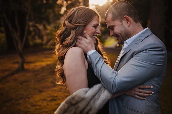 Michaela & Alvin {Engaged}