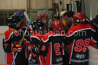 Nutmeg State Games - Fire Ants Roller Hockey  in Glastonbury, CT