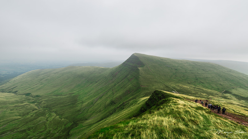 Pen Y Fan Neuadd Reservoir Walk