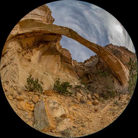 La Ventana Arch, El Malpais NM