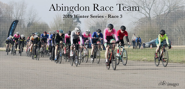 Abingdon Race Team 2019 Winter Crit Series #3