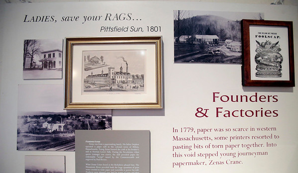 Crane Museum of Papermaking-022614
