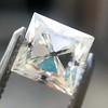 1.38ct French Cut Diamond GIA J VVS1 0