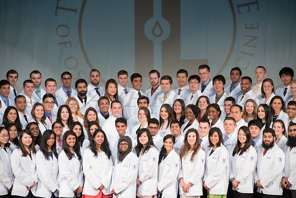 2014 MIDDLETOWN White Coat ceremony
