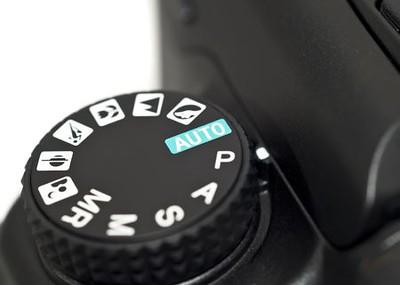 Mode Dial - Aperture Priority - Nikon