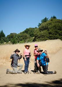 long ridge hike 9/16