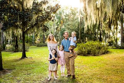 The Miller Family - 2020