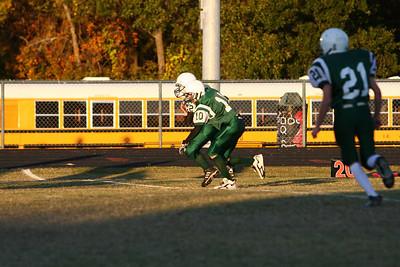 Canton vs. Van, Freshman & JV,  Nov.2, 2006