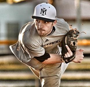 Baseball Scrimmage 1/29/2015