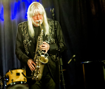 Edgar Winter -Les  Paul Trio -Iridium -march 10 2014