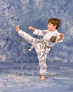 Just For Kicks Black Belt Academy - Chalmette 2014