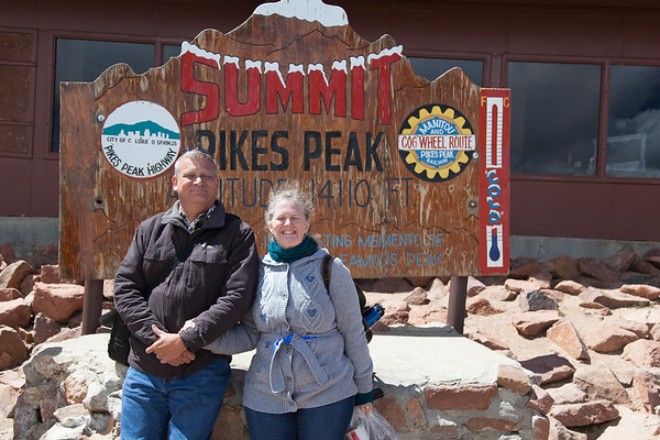 Pikes Peak CO
