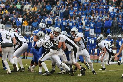 Football @ Vernon Hills (Playoff Quarterfinals)