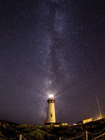 The Stars at Pigeon Point