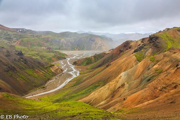 Iceland Fjallab. Landmannal.