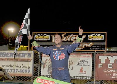 Williams Grove Speedway - 8/14/20 - Lee Greenawalt