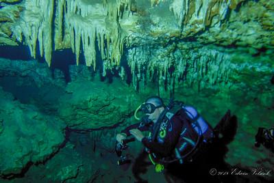 Cenote Tanque Azul