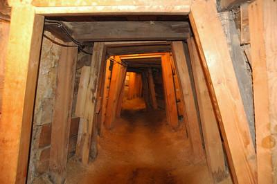 Virginia City - Ponderosa Saloon Underground Silver Mine Tour