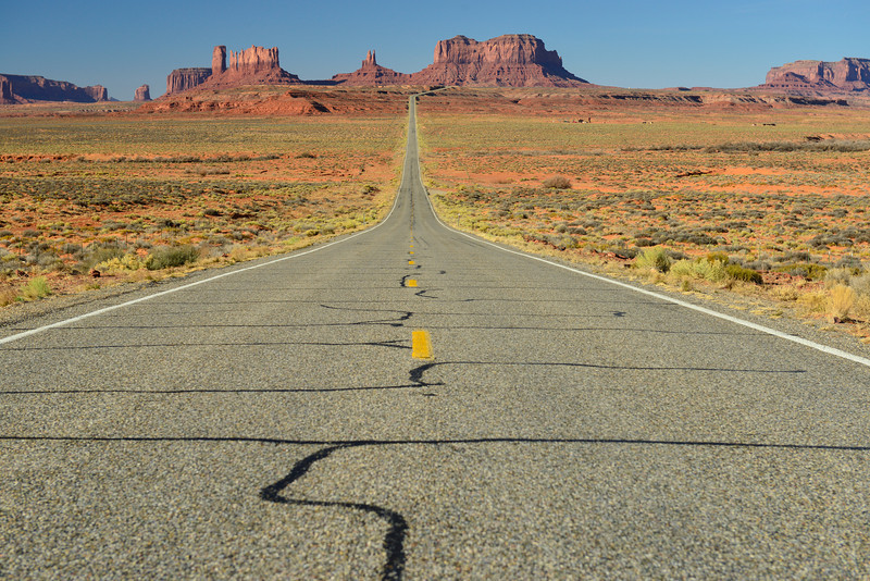 Where Forrest Gump stopped running.