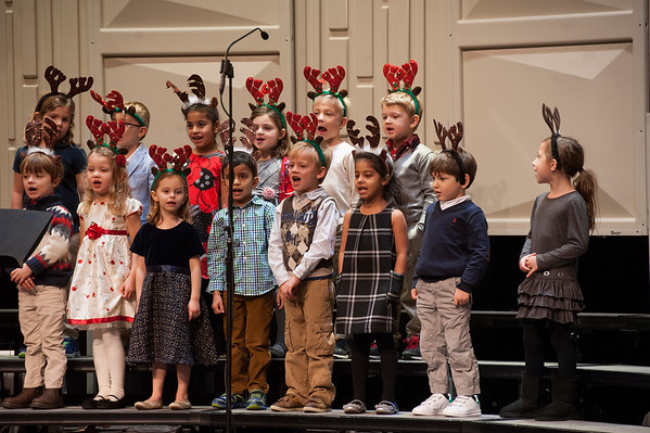 Lower School Winter Concerts