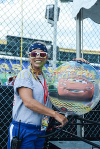Kansas Speedway Fire and Rescue Road Race Aug 2013 - Saturday