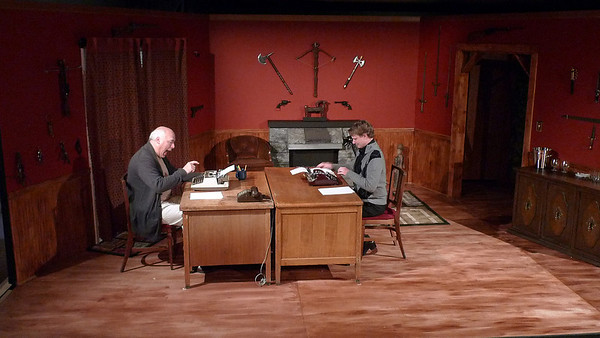 Theatre Set Design and Construction