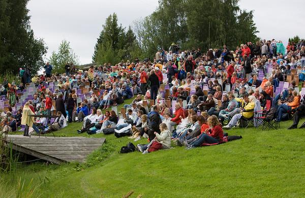Leigo järvemuusika 14.08.2009