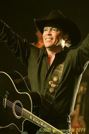 April 30, 2018 - Clay Walker at Festival Place
